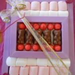 Tableau de bonbons